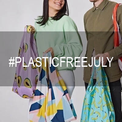 5 Tips To Have A Plastic Free July